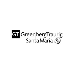 GT GreenbergTraurig Santa Maria