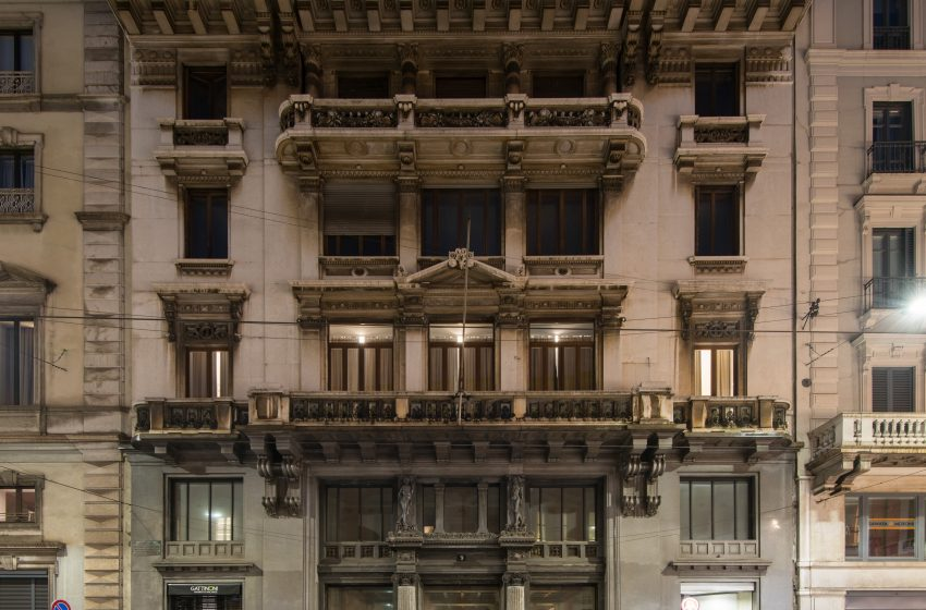 Merope AM acquisisce palazzo storico a Milano per oltre 30 milioni