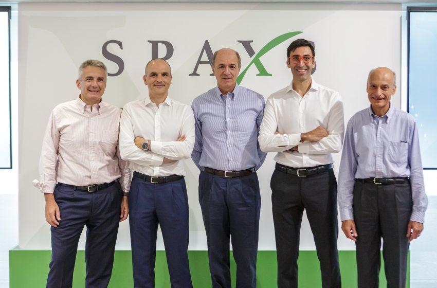 Spaxs si presenta agli investitori e punta ai 300 mln di utile al 2023