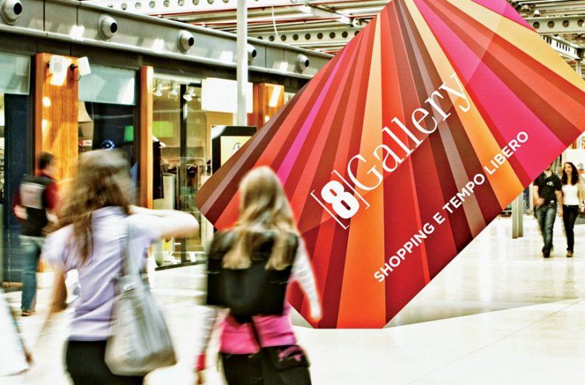 Axa compra il centro commerciale 8Gallery di Torino