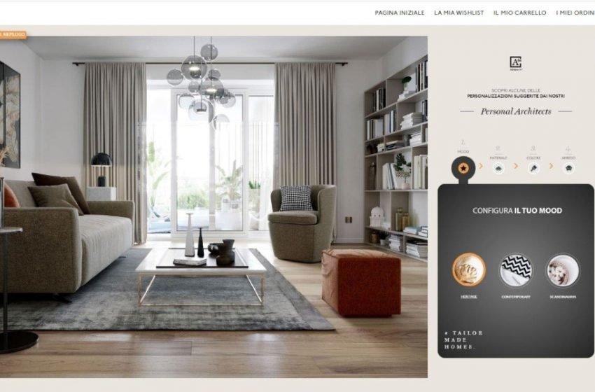 AbitareIn eTecma Solutions lanciano una piattaforma per la vendita online di case in costruzione