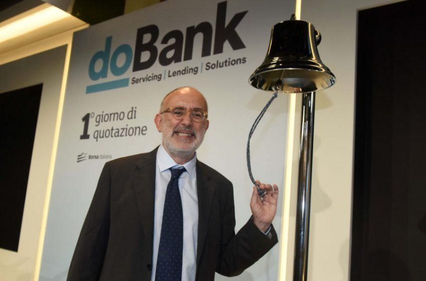 doBank diventa doValue, a Vernuccio la responsabilità dell'area Npl Servicing