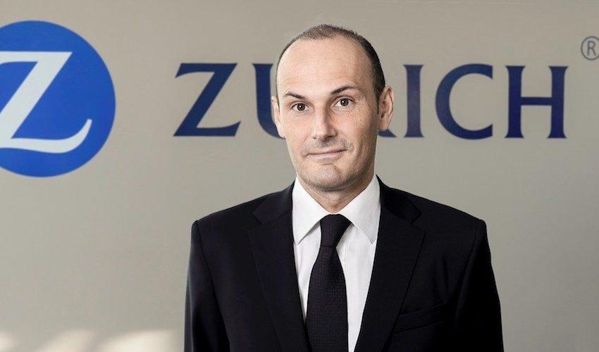 Zurich Italia, Andrea Molteni nuovo chief operations officer