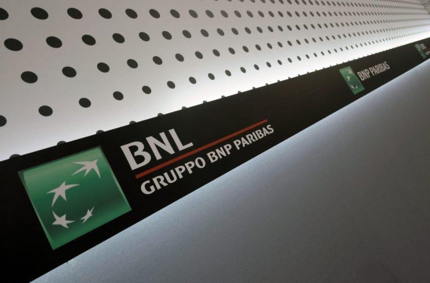 Bnp Paribas con Findomestic Banca in cartolarizzazione crediti per 950 mln