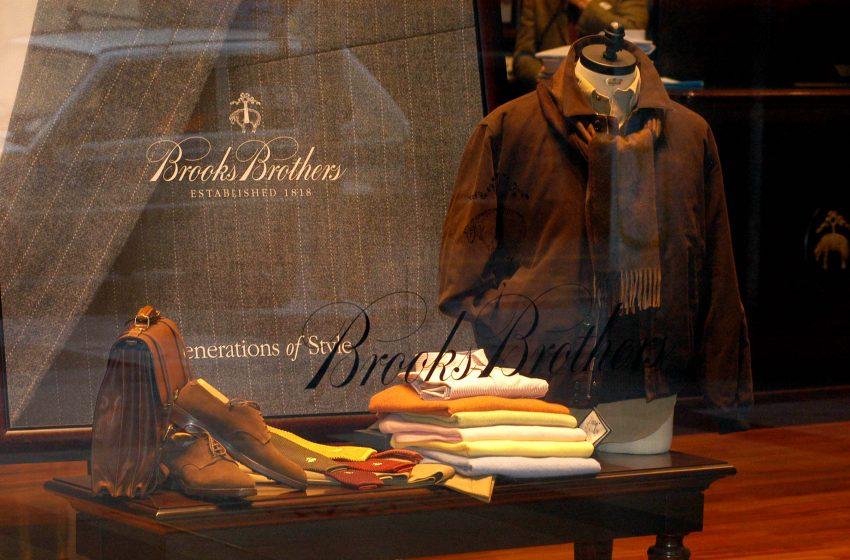 Brooks Brothers, Del Vecchio sceglie l'offerta di Authentic Brands Group e Sparc