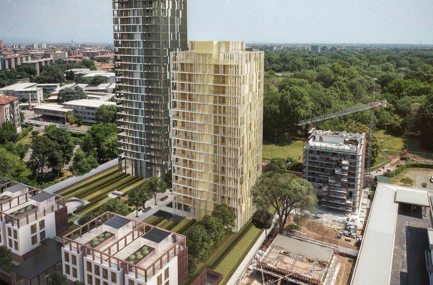 Concrete Investing raccoglie 2 milioni per Park Towers Milano (Bluestone)