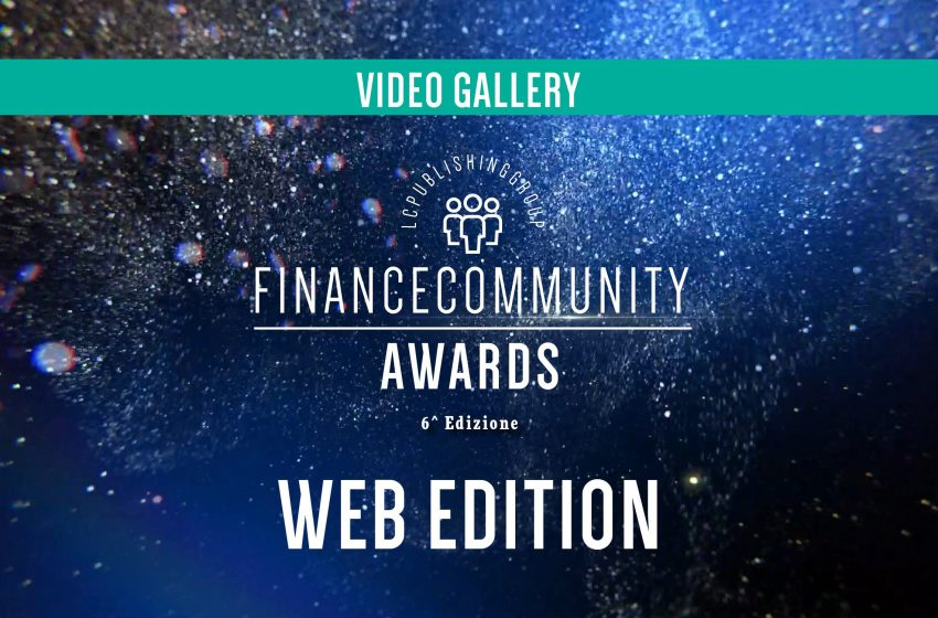 VIDEO – Financecommunity Awards WEB EDITION 2020