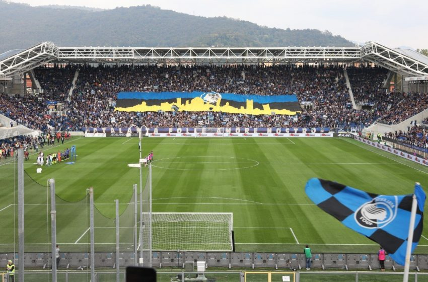 Intesa Sanpaolo sponsor e banking partner dell'Atalanta. 40 milioni per il nuovo stadio