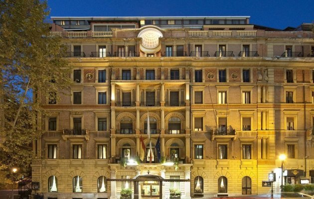 STAR II (Castello Sgr) acquisisce Hotel Ambasciatori di Roma