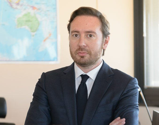 Rekeep, Luca Buglione nuovo chief financial officer