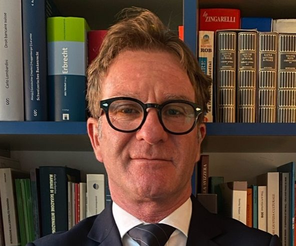 Generale Servizi Amministrativi, Luigi Moretti senior advisor
