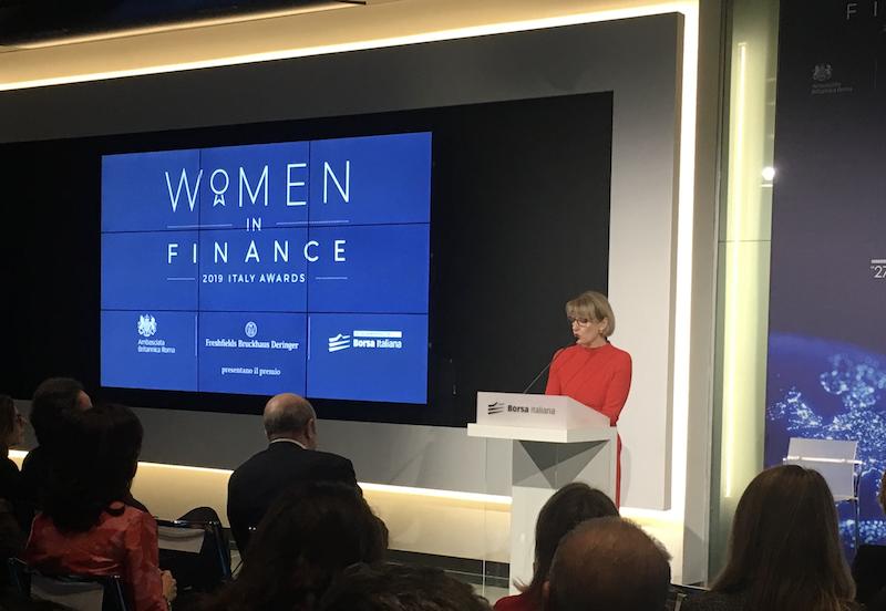 Women in Finance 2019: tutte le vincitrici