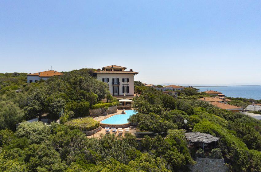 Engel & Völkers vende Villa Corcos-Sordi per 6 milioni di euro