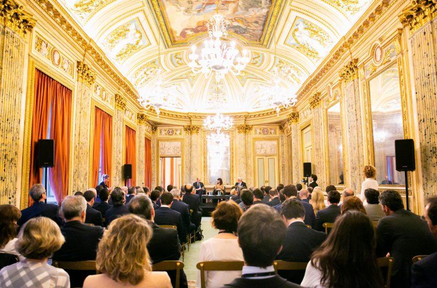 Passera-Gianni, dialogo sulla finanza (e non solo)