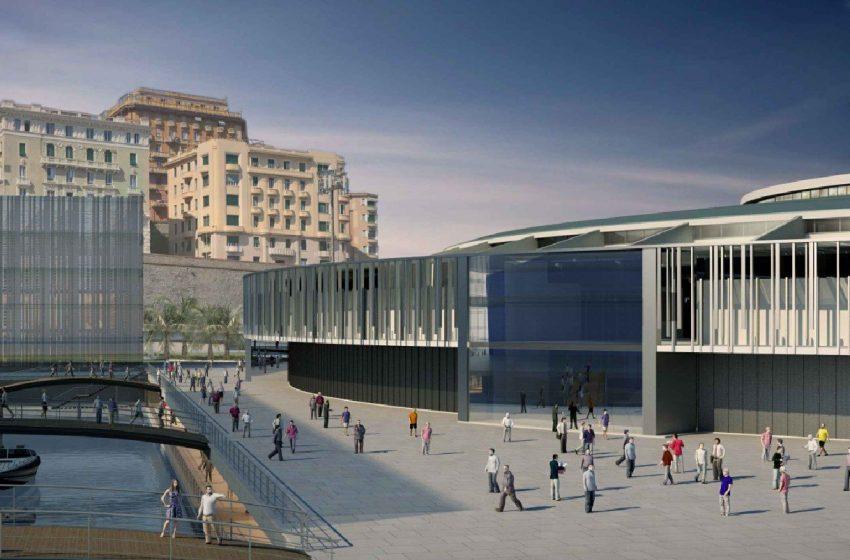 CBRE commercializza il Palasport Genova, progetto di CDS Holding