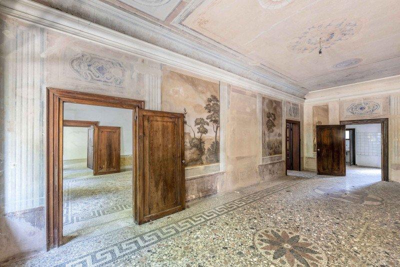 Crowdfunding, Walliance raccoglie 1 milione per restauro Palazzo Doni a Treviso