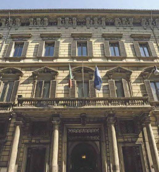 Kryalos sgr acquisisce da Unicredit Palazzo Mancini a Roma