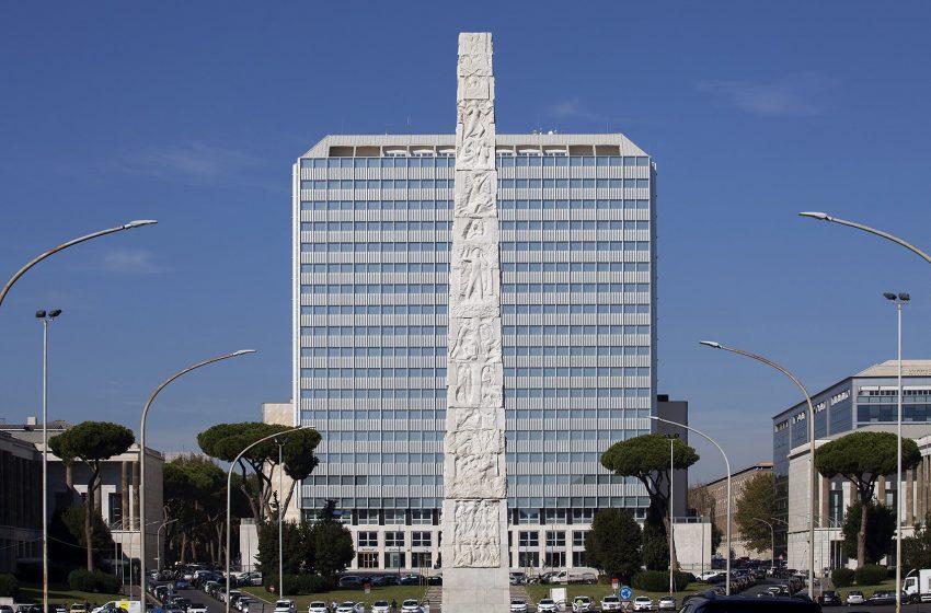 Antirion affitta Palazzo Italia a Roma con Colliers International