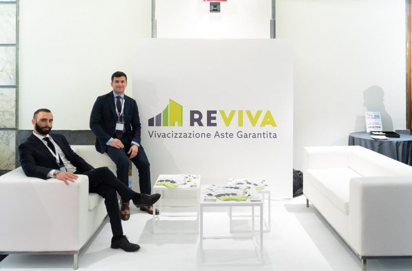 Reviva entra nella community del Fintech District