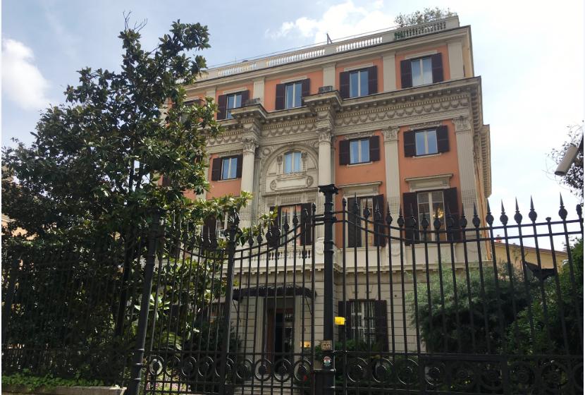 Bnp Paribas Real Estate advisor in una locazione a Roma