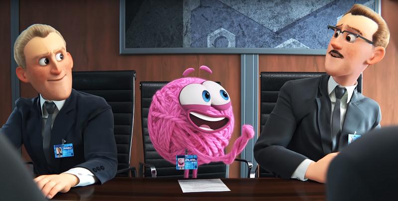 La diversity secondo Pixar: un cartoon su donne e lavoro – VIDEO