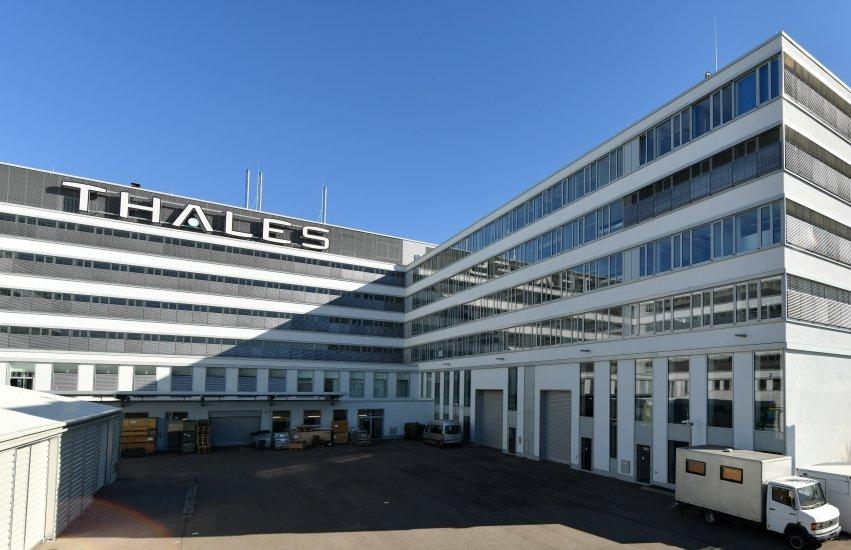 Antirion sgr: 244 milioni per la sede tedesca di Thales. Colliers advisor