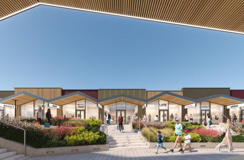 Valmontone Outlet, 15 mln di investimento per ampliamento centro di Dws gestito da Promos