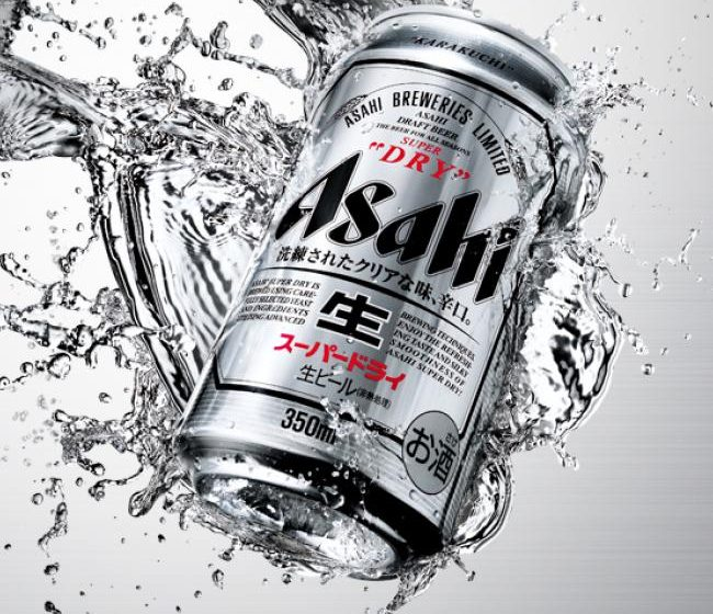 Asahi verso la conquista della birra tricolore Peroni