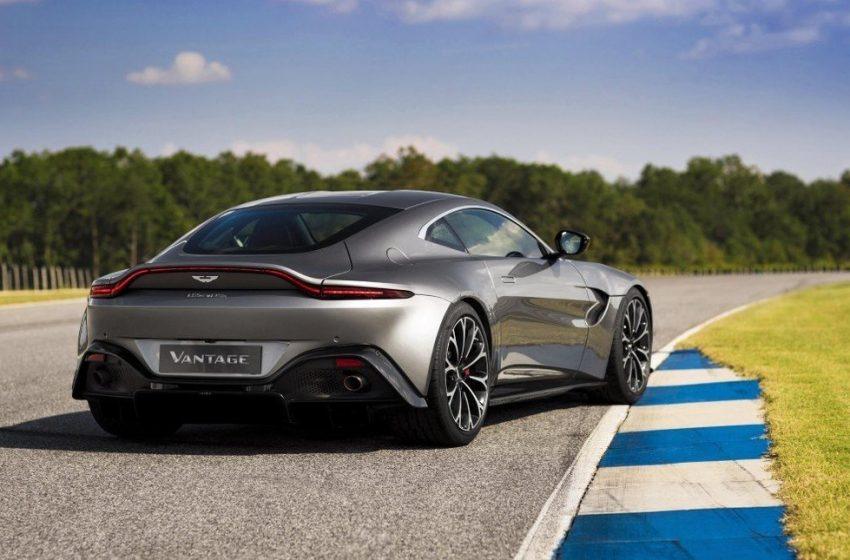 Banche in pista per l'Ipo di Aston Martin, anche due italiane