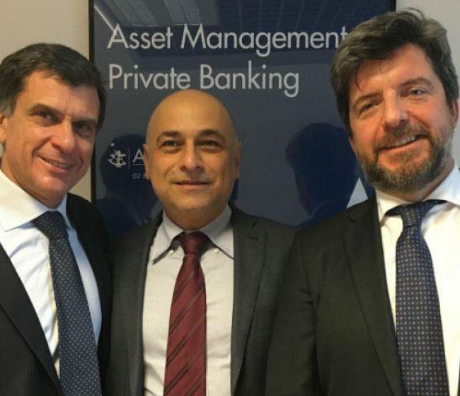 Azimut rafforza il wealth management a Roma con tre nuovi banker