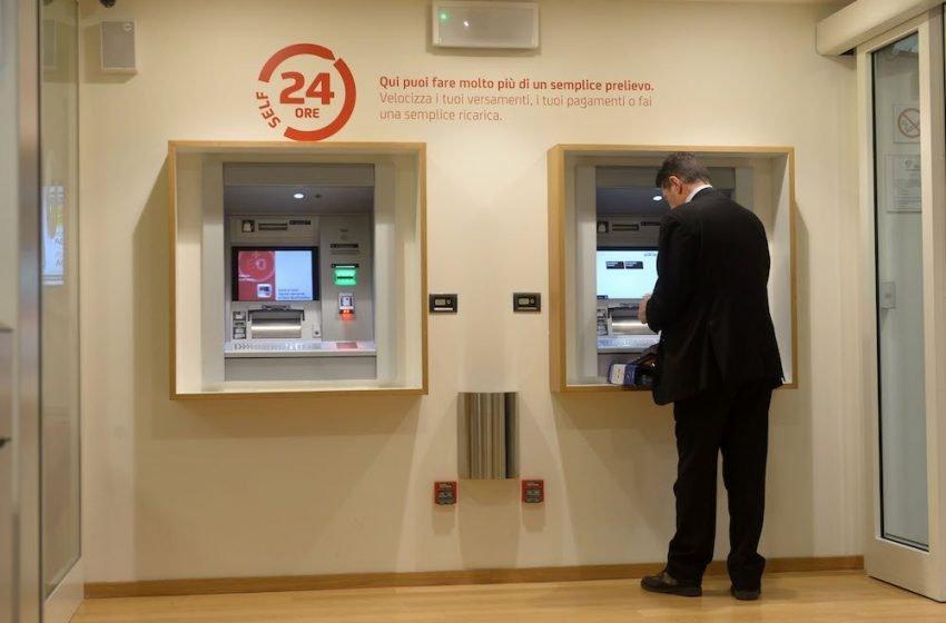 Banche, sofferenze nette a 40,5 miliardi ad agosto, al 2,36% degli impieghi