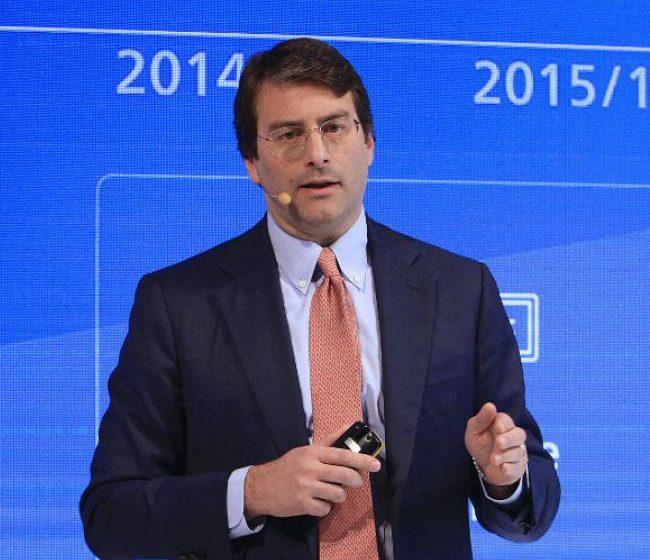 Stefano Barrese nuovo responsabile della Banca dei territori di Intesa