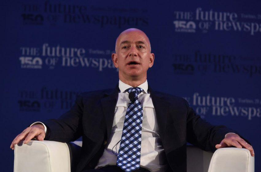 Se Amazon diventasse una banca