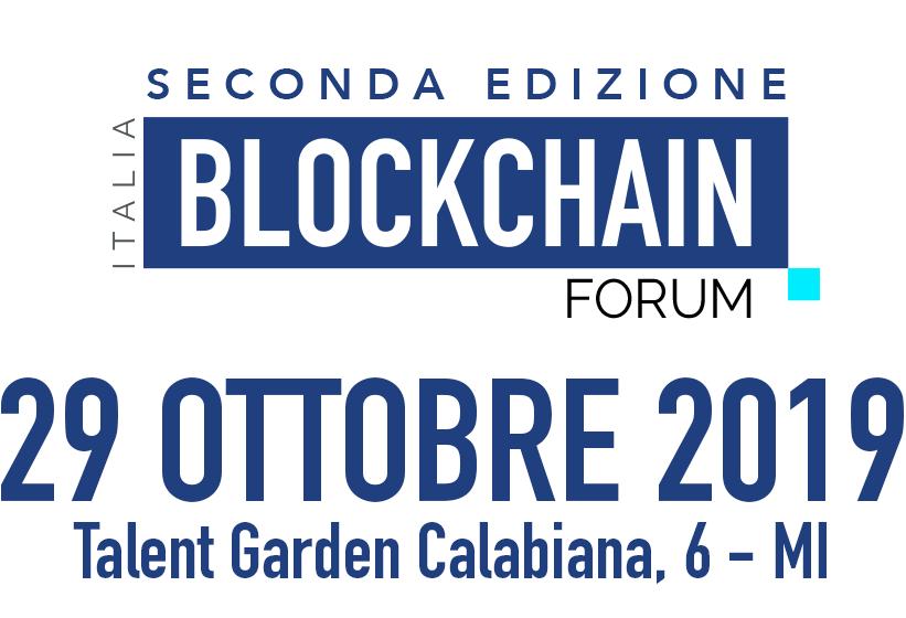 A Milano la seconda edizione del Blockchain Forum Italia