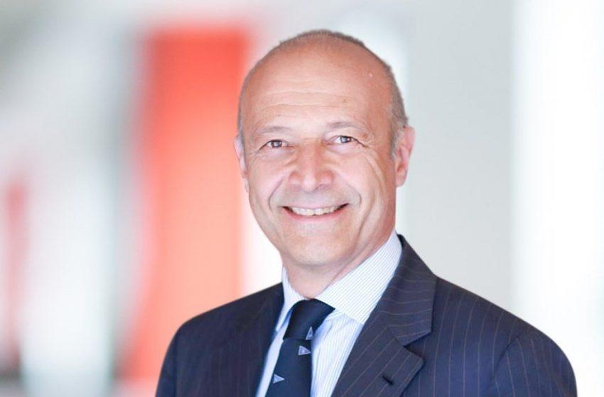 Paolo Bordogna lascia Bain