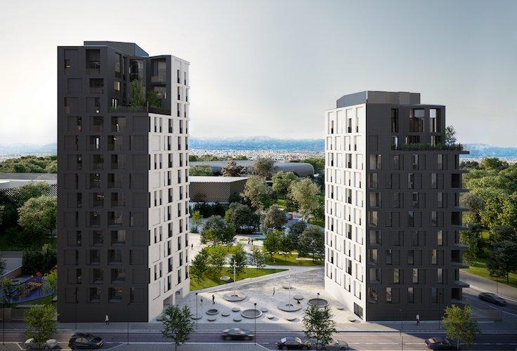 Cascina Merlata HS, al via la fase due con la costruzione di altri 300 appartamenti