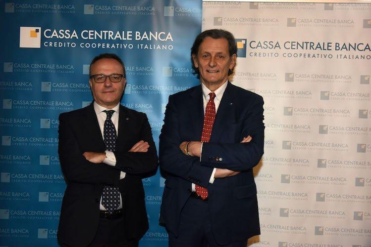 Cassa Centrale Banca chiude il 2018 a 97 milioni di utile