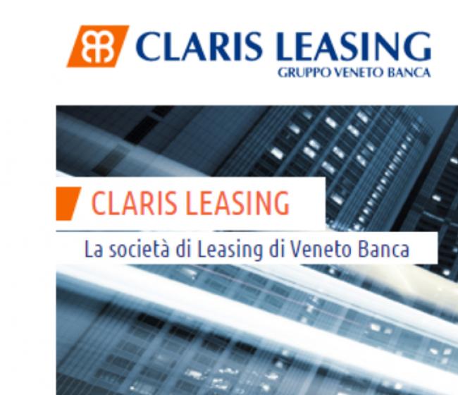 Cartolarizzazione da 473 milioni per Claris Leasing