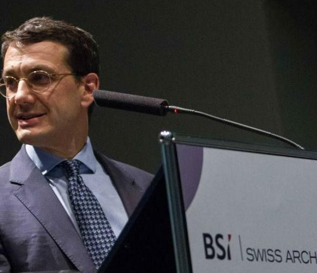 Egf acquisisce Bsi per 1,33 mld di franchi, nasce la quinta banca svizzera
