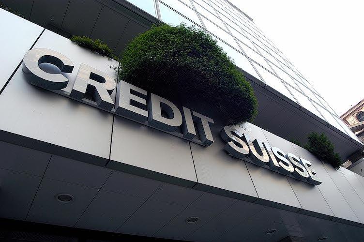 Credit Suisse, Giorgio Vio alla guida in Italia
