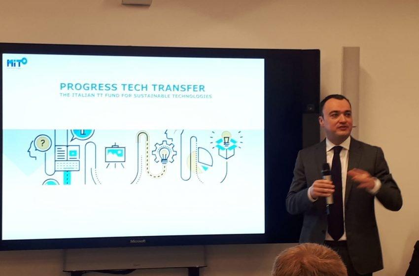 Mito Technology lancia il fondo Progress Tech Transfer da 40 milioni