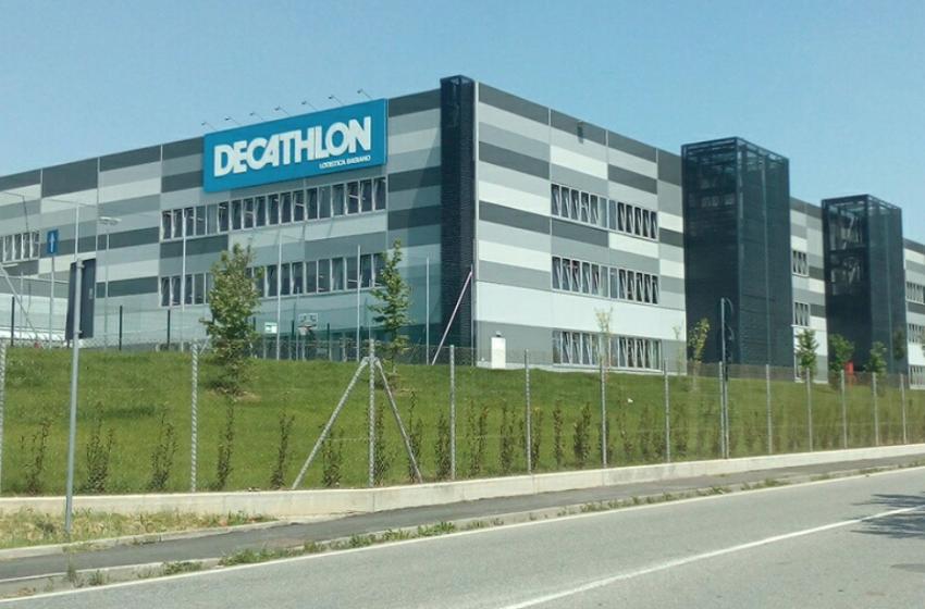 A Deutsche Asset Management la nuova piattaforma logistica di Decathlon