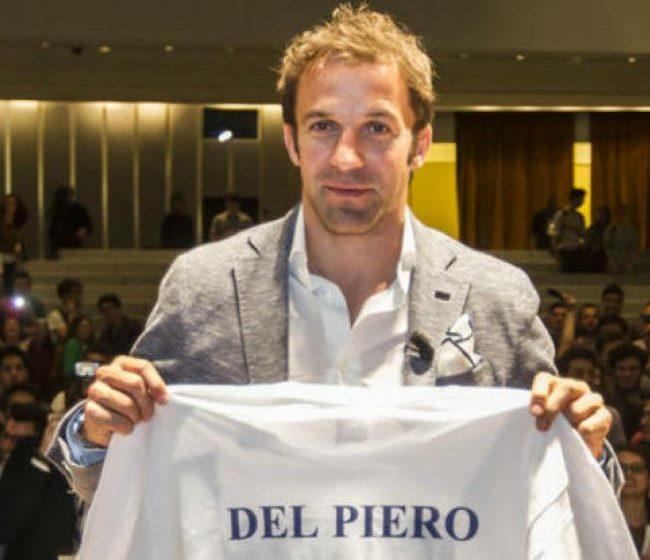 Giovani banker a lezione da Del Piero