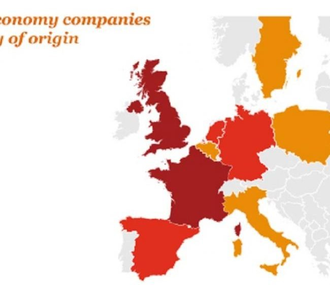 Sharing economy, entro il 2025 in Europa varrà 570 miliardi