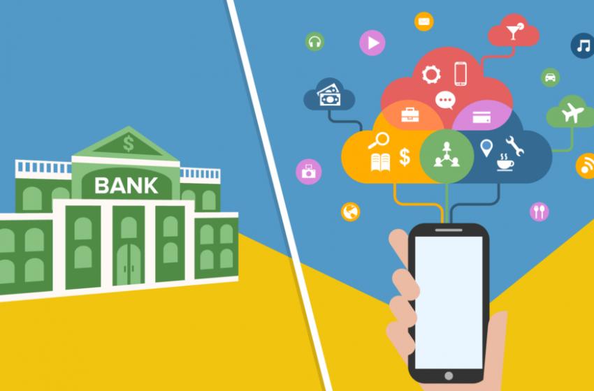 Banche digitali in crescita, calano quelle tradizionali. Lo studio di PwC