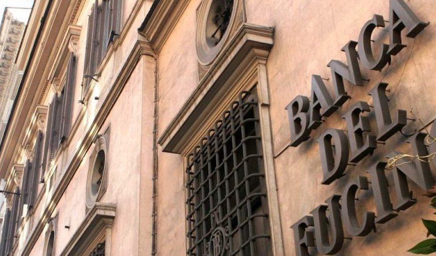 Banca del Fucino verso l'integrazione con Igea Banca