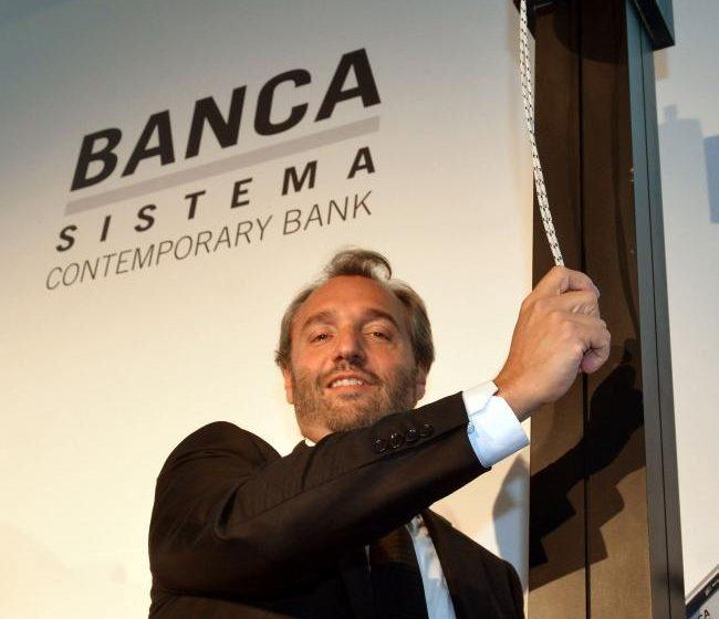 Banca Sistema, in rialzo il debutto sul segmento Star
