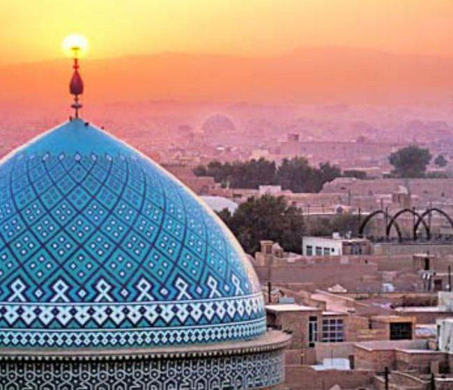 Bentornato, Iran