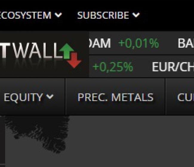 Intesa in accordo con Marketwall per offrire nuovi servizi di trading online