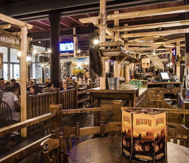 Gara a tre per i ristoranti Old Wild West